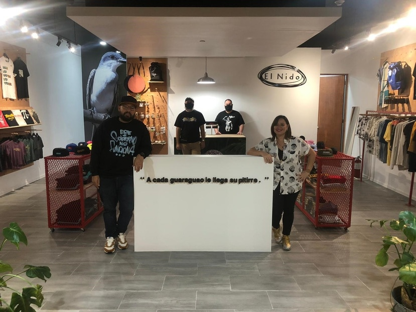 Esta es el segundo local de los empresarios Vanessa Cardez Rivera y Emilio Meléndez Rodríguez, quienes debutaron con su primera tienda, del mismo nombre, en el casco urbano de Bayamón.