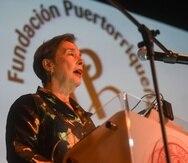En el seminario, la doctora Carmen Dolores Hernández examinará los principales escritores y movimientos literarios puertorriqueños de los Estados Unidos en el siglo XX y la atención crítica que han recibido tanto en la isla como en el extranjero.