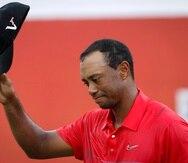 Tiger Woods ha tenido una carrera ilustre que ha estado plegada de múltiples lesiones en la espalda y rodilla izquierda.