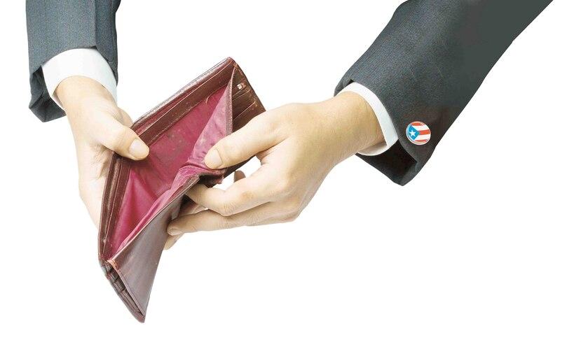 Según un informe del Departamento del Tesoro federal, la administración de Alejandro García Padilla habría optado por financiar obras capitales con ingresos corrientes. (Archivo / GFR Media)