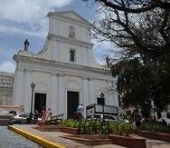 La catedral de San Juan. (GFR Media)