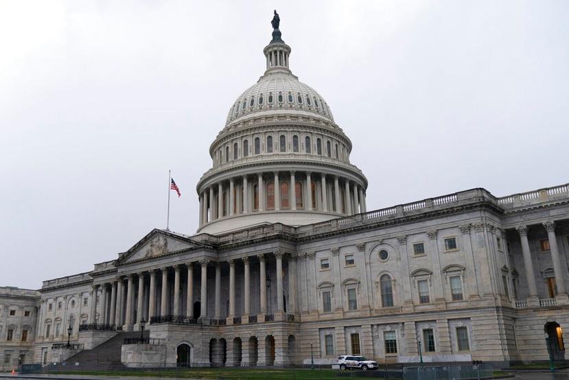 Capitolio de Estados Unidos en Washington D.C..