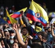 Colombianos reclaman cese de violencia policial