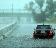La zona metropolitana, también, está propensa al desarrollo de inundaciones repentinas.