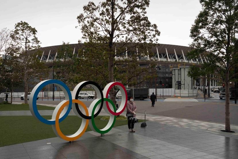 Además de los torneos de béisbol y de fútbol de Japón, el último tramo de la preparación a las Olimpiadas se ha visto afectado por el coronavirus. (AP)