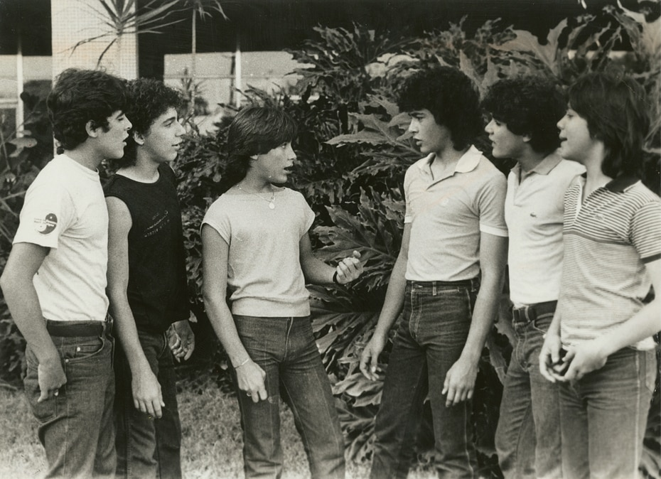 Fueron múltiples las experiencias que compartió Ray Reyes junto a sus compañeros con los que crearía una hermandad.