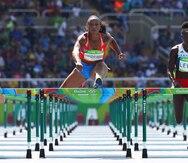 """Jasmine Camacho-Quinn con la mira puesta en el podio olímpico en Tokio: """"Voy por buen camino"""""""