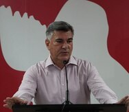 Carlos Delgado Altieri, presidente del Partido Popular Democrático, tuvo un accidente de tránsito anoche en Maricao.