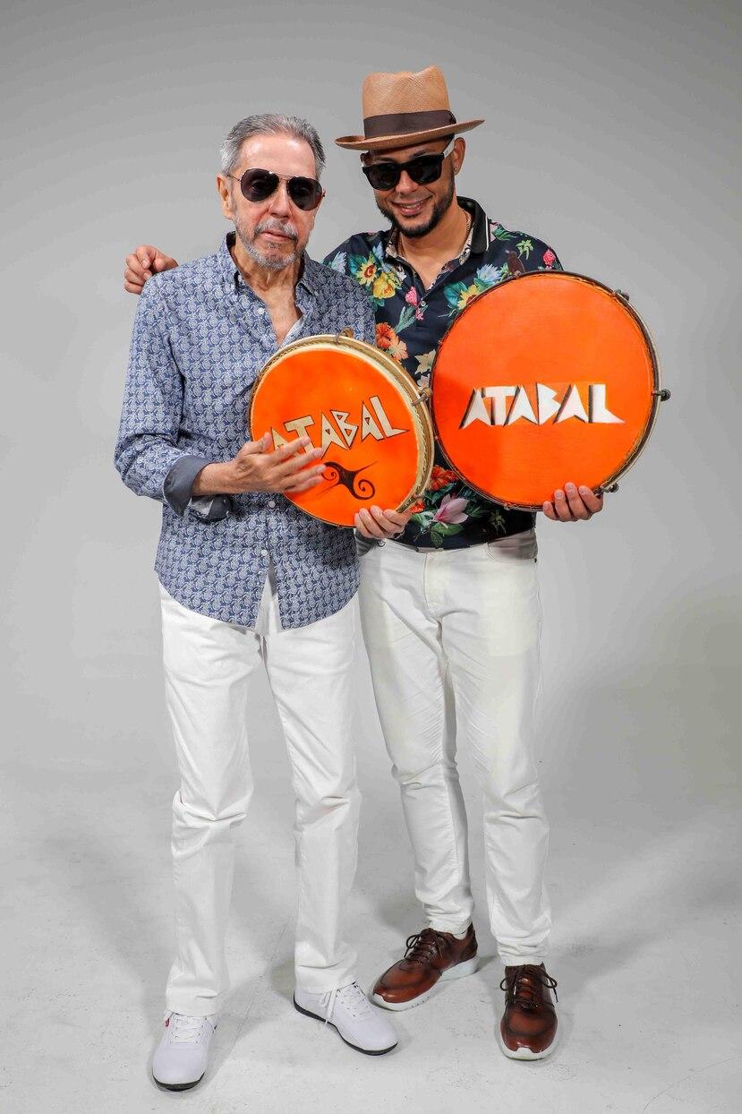 La nueva producción discográfica del grupo Atabal contiene seis temas de bomba y plena. (GFR Media)