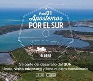 Crean nuevo distrito económico en el sur en una alianza entre el sector público y privado