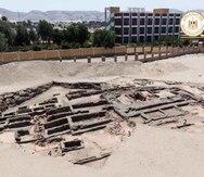 Descubren en Egipto una fábrica de cerveza de 5,100 años de antigüedad