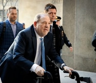 Harvey Weinstein demanda a abogado por $1 millón