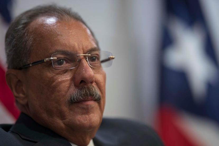 Senador Juan Zaragoza.