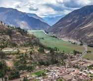 El Valle Sagrado fue uno de los lugares más importantes del imperio inca por su geografía y la fertilidad de sus tierras. (Shutterstock)
