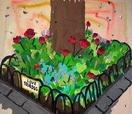 """""""Los Sures"""", la nueva exposición del artista plástico Bobby Cruz se puede apreciar en Galería Petrus."""