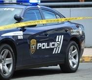 Una patrulla de la Policía.