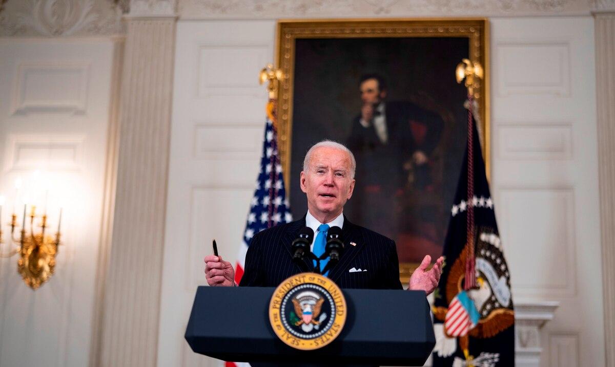 Joe Biden ordena a las agencias federales promover el acceso al voto
