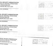 """Seguro Social envía cartas """"confusas"""" a demandante sobre el SSI"""