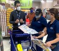 DACO emite 22 avisos de infracción a supermercados por aumentar los precios de los alimentos