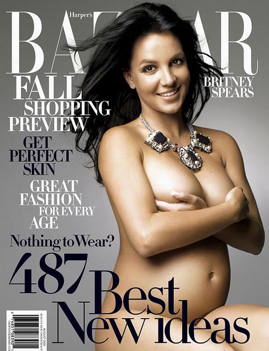 Un año después, dio a luz a su segundo hijo Jayden james, cuyo embarazo posó para la revista Harper's Bazaar, en una portada que fue comparada con la que años antes hizo Demi Moore para Vanity Fair.
