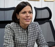 La secretaria de la Familia, Carmen González Magaz.