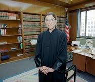 Ruth Bader Ginsburg en Puerto Rico