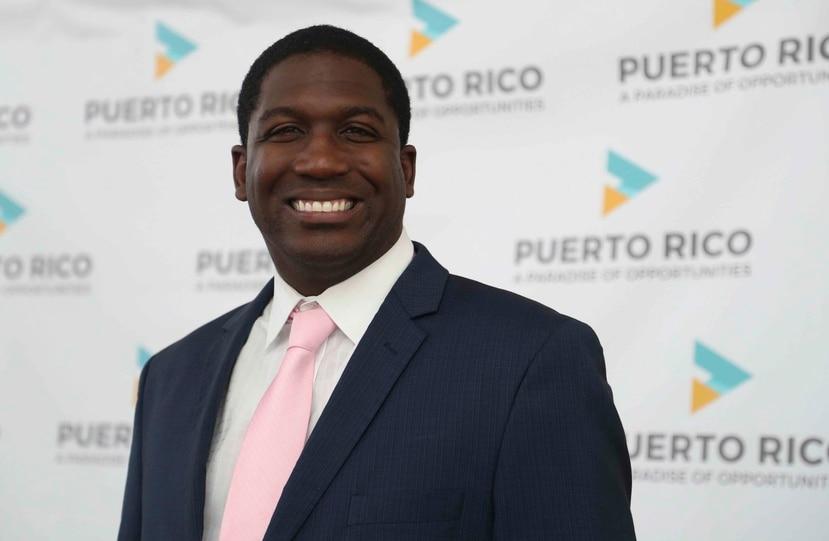 Rodrick Miller, principal oficial ejecutivo de InvestPR. (GFR Media)