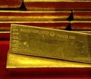 El valor del oro llegó ayer a un récord histórico tras alcanzar los $1,943,93 la onza.