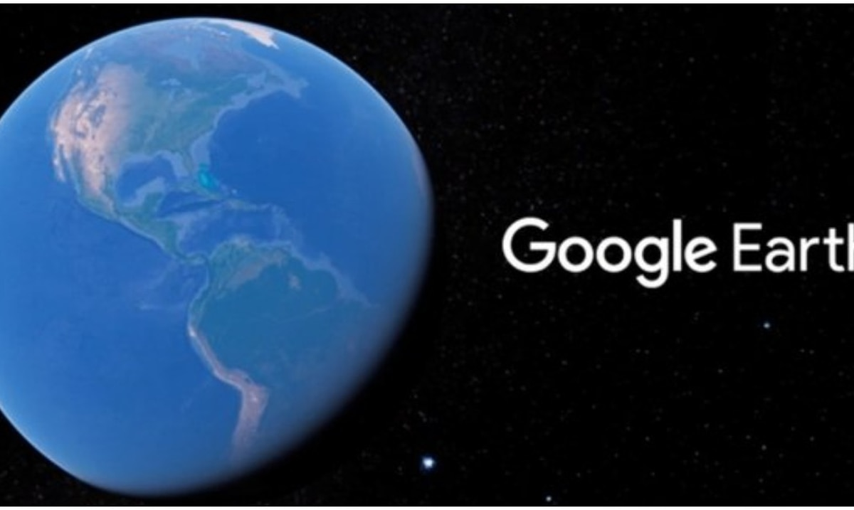 Google Earth lanza su mayor actualización en cinco años