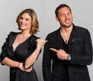 """Ramón """"Gatto"""" Gómez es uno de los presentadores del programa """"Hoy día Puerto Rico"""" junto a Ivonne Orsini."""