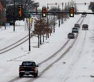 Muchas viviendas se quedaron sin electricidad ni agua potable durante días, después que las temperaturas bajo cero, las endebles centrales eléctricas y una demanda récord de calefacción llevaron a la red eléctrica de Texas al límite.