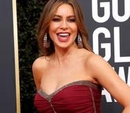 La colombiana Sofia Vergara es la actriz que más ha ganado en el año 2020. EFE/EPA/NINA PROMMER