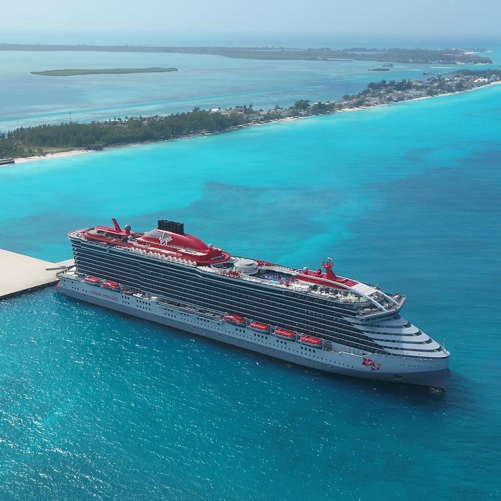 Actualmente y con los cambios obligados por la pandemia, el Virgin Scarlet Lady se espera que empiece a navegar desde Portsmouth, Inglaterra, en agosto de este año.