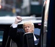 Donald Trump regresaría a las redes sociales con su propia plataforma