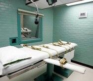 Los abogados defensores presentaron el nuevo ataque legal sobre pena capital en documentos que presentaron ante la Corte Suprema del estado en mayo, menos de dos semanas después del fallo de aborto. (AP)