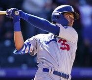 El jonrón que no fue cuadrangular de Cody Bellinger en jugada confusa de los Dodgers