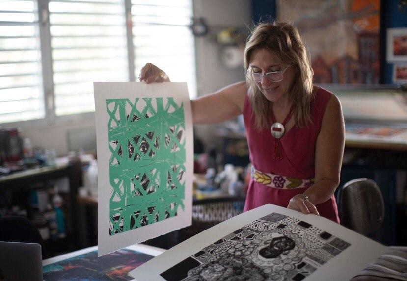 La artista Anna Nicholson, una de las organizadoras del evento en Puerto Rico, lamentó la decisión, pero dijo que es comprensible ante la situación de emergencia que se vive.