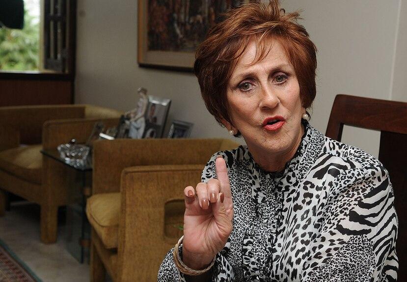 La excandidata a la comisaría residente en Washington por el Partido Independentista Puertorriqueño (PIP), Marta Font González, falleció en la madrugada de hoy, domingo. (GFR Media)