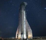 La nave Starship de SpaceX completa vuelo de prueba y aterrizaje sin estallar