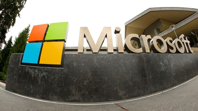 Sede de Microsoft en Redmond, Washington.