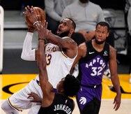 Los Lakers tendrán un duro reto en su defensa con el pase directo o por el minitorneo 'play in'