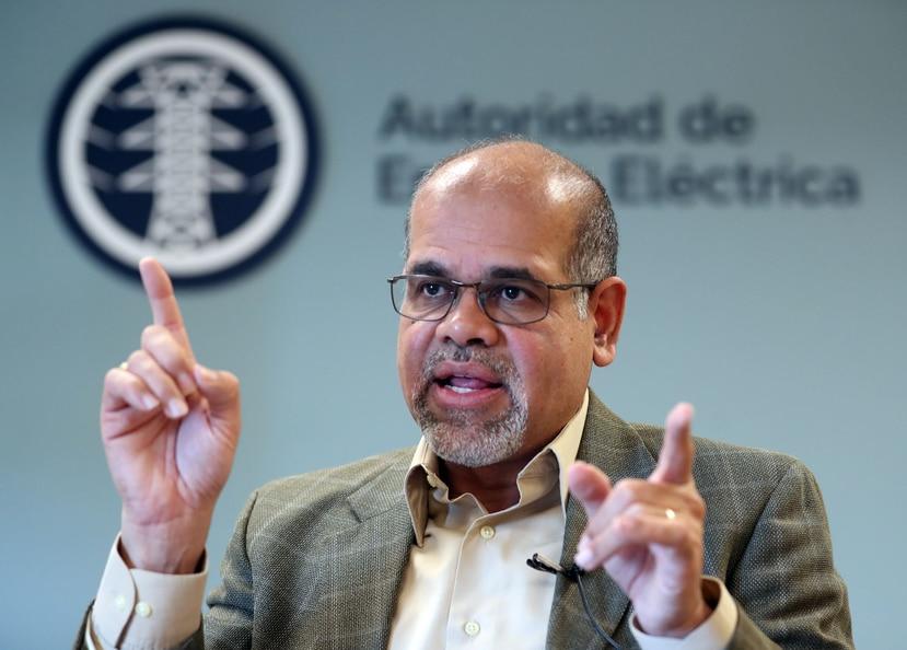 El subdirector de la AEE, Justo González, afirmó que a en los próximos días firmarán un contrato con la empresa MasTec, que inyectará 300 empleados. (GFR Media)