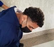 Kevin Anthony Soto Vázquez, de 19 años, imputado de asesinar a Sandra Bones.