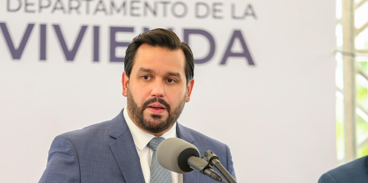 El secretario del Departamento de la Vivienda, William Rodríguez.