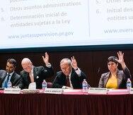 La Junta Fiscal exige los estados financieros auditados del gobierno