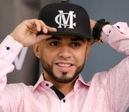 Oscar Collazo firmó con Miguel Cotto Promotions y H2 Entertainment en asociación con Golden Boy.