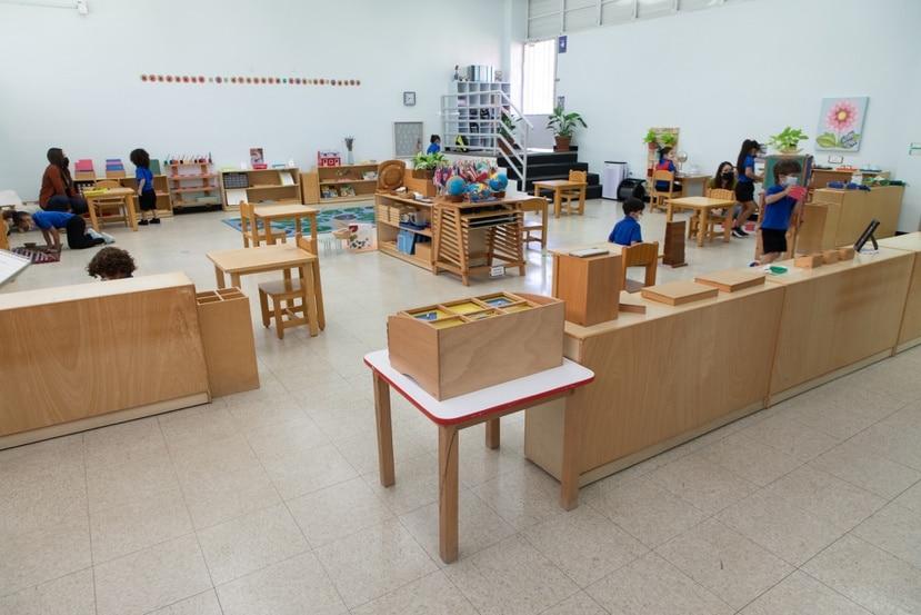 Actualmente, en la isla hay 46 escuelas públicas Montessori, mientras otras cuatro escuelas podrían sumarse este semestre escolar.
