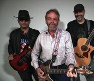 "Ramón Luis Nieves, Keith St. Clair y Butch Magruder le dieron vida al disco ""The Hurricane Sessions""."