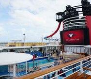 Crucero de Disney cancela su visita a la isla