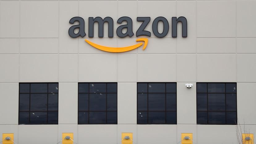 Centro de operaciones de Amazon en Michigan Estados Unidos